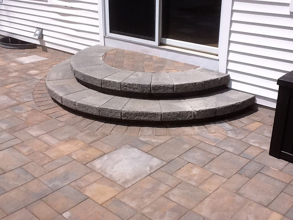 Landscape design construction in ct for Complete home construction