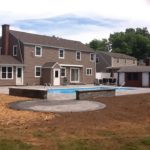 Inground Pool Patio